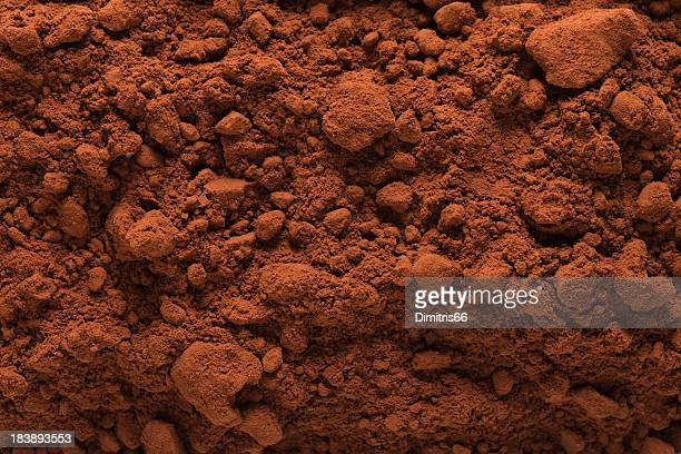 Cocoa Powder Background