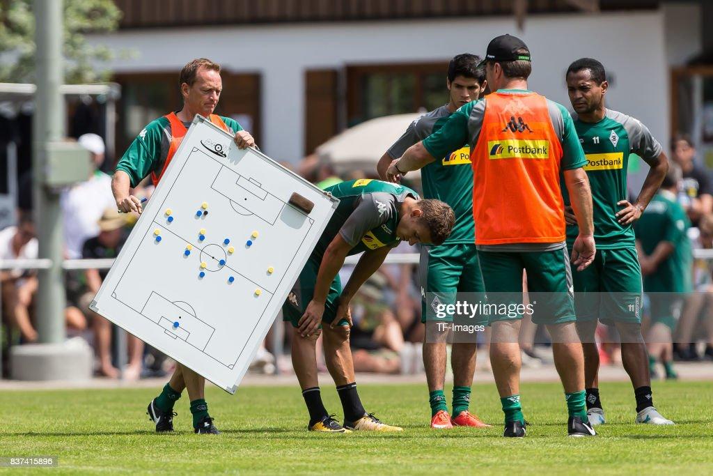Borussia Moenchengladbach Rottach Egern Training Camp - Day 3