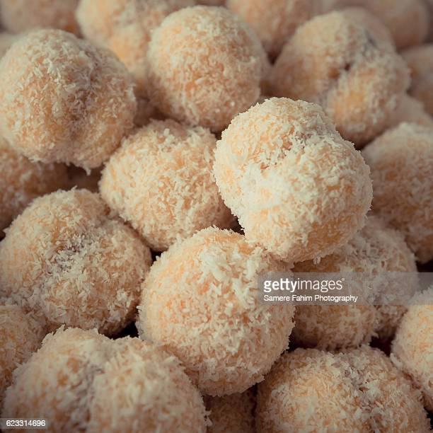 Cocoballs pastry