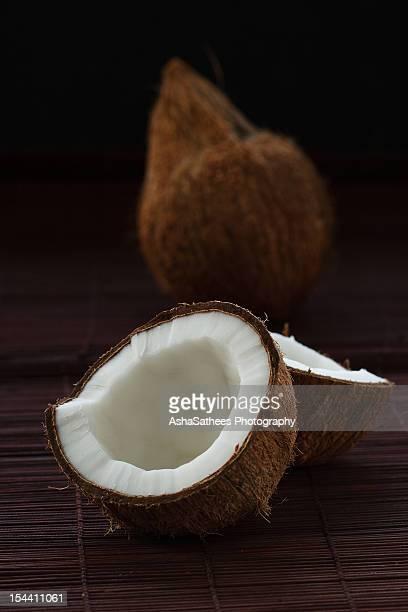 Coconut halfs