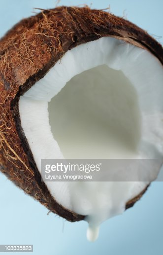 Leche de coco fotograf as e im genes de stock getty images for Imagenes de coco