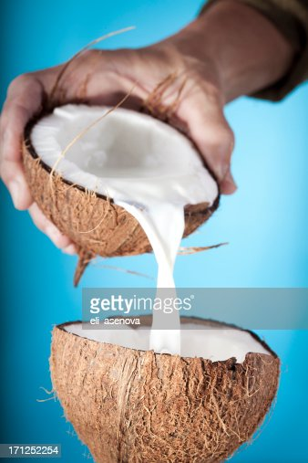 Coconut with milk