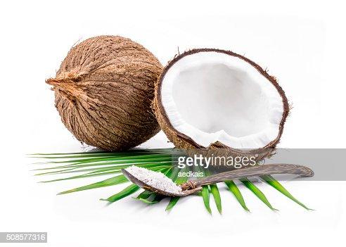 Kokosnüsse : Stock-Foto