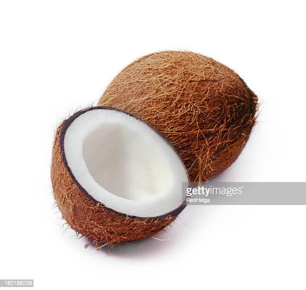 Kokosnüsse zwei