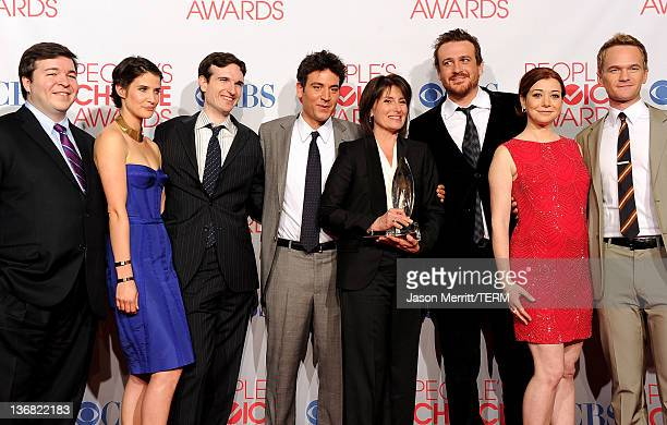 Cocreator Carter Bays Cobie Smulders cocreator Craig Thomas Josh Radnor Executive Producer Pamela Fryman Jason Segel Alyson Hannigan and Neil Patrick...