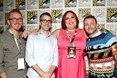 Amazon's DANGER and EGGS Panel At Comic Con