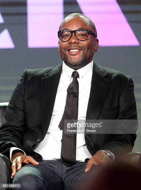 Cocreator/Cowriter/Executive producer Lee Daniels of the television show 'Star' speaks onstage during the FOX portion of the 2017 Winter Television...