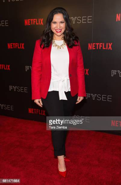 Cocreator/executive producer Gloria Calderon Kellett attends The Women Of Netflix's 'One Day At A Time' For Your Consideration event at Netflix FYSee...