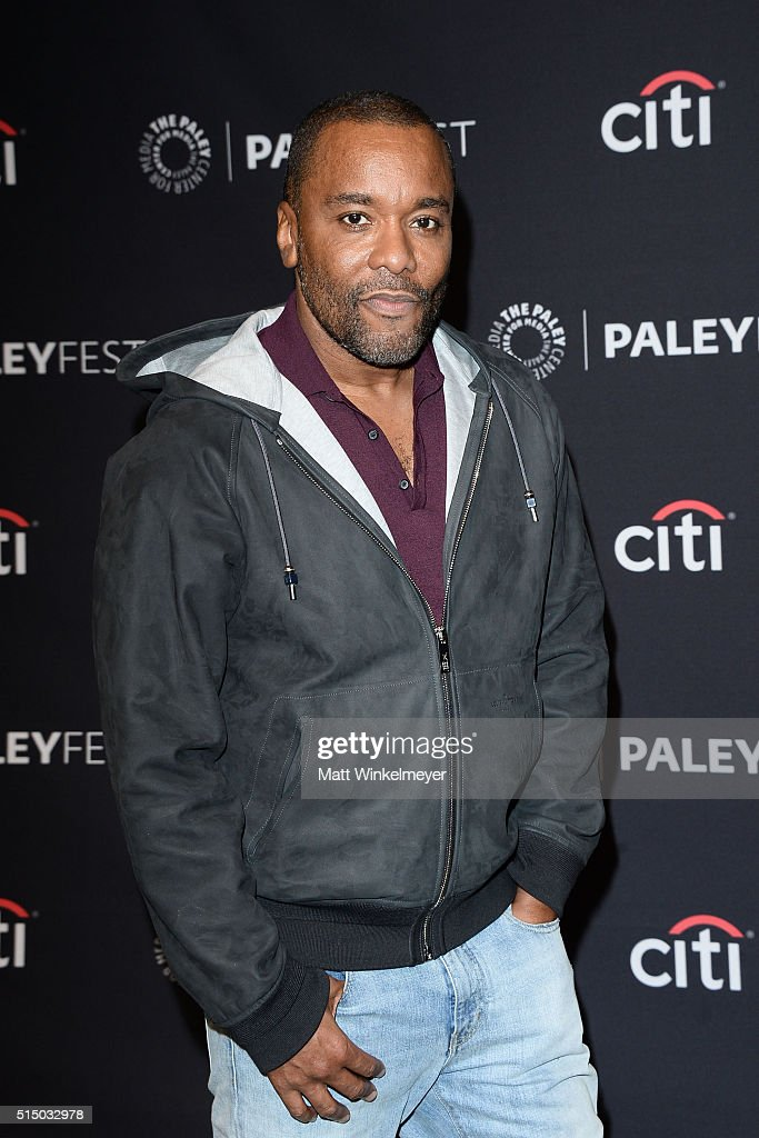 Cocreator/Executive Producer Lee Daniels arrives at The Paley Center For Media's 33rd Annual PALEYFEST Los Angeles 'Empire' at Dolby Theatre on March...