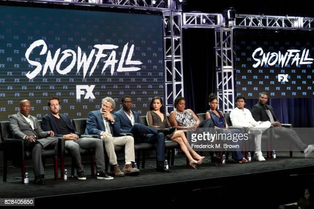Cocreator/Executive Producer/Director/Writer John Singleton Cocreator/Executive Producer/Showrunner/Writer Dave Andron Executive Producer Thomas...