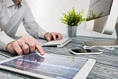 development tablet web seo designer coding code program programming developer compute coder concept - stock image