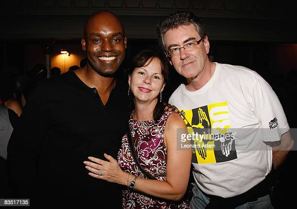 Codirector Cameron Bailey Managing Director Michele Maheux and Director and CEO of the Toronto International Film Festival Piers Handling attend the...