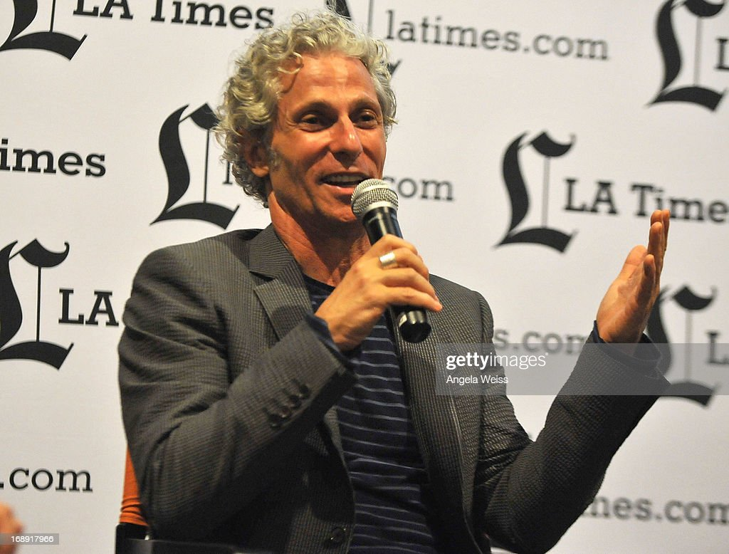 Co-director David Siegel attends the LA Times Indie Focus Screening of 'What Masie Knew' at Laemmle NoHo 7 on May 16, 2013 in North Hollywood, California.