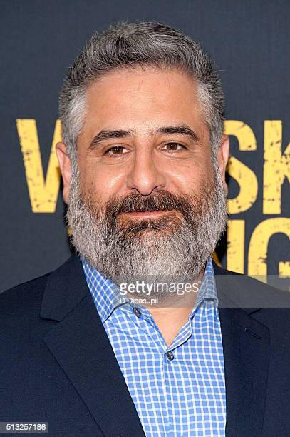 Codirector Glenn Ficarra attends the 'Whiskey Tango Foxtrot' world premiere at AMC Loews Lincoln Square 13 theater on March 1 2016 in New York City