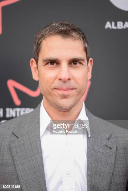 Codirector Ludwig Shammasian attends a photocall for the projection of 'Romans' during the 71st Edinburgh International Film Festival at Cineworld on...