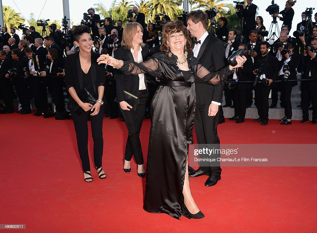 """Party Girl"" Premiere - The 67th Annual Cannes Film Festival"