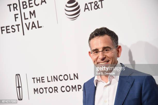 Codirector of Opioid Policy Research Collaborative Brandeis University Dr Andrew Kolodny attends the 'Warning This Drug May Kill You' Premiere during...