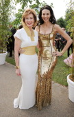 Codirector of the Serpentine Gallery Julia PeytonJones and L'Wren Scott attend the annual Serpentine Gallery Summer Party cohosted by L'Wren Scott at...