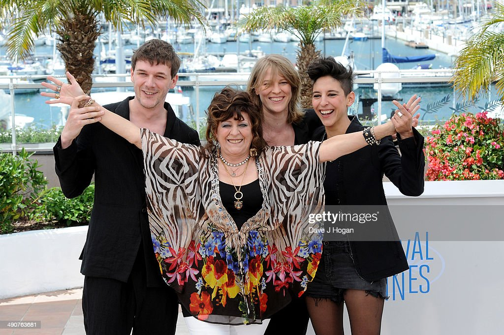 """Party Girl"" Photocall - The 67th Annual Cannes Film Festival"