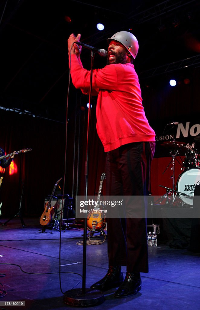 Cody Chesnutt performs at Day 2 of the North Sea Jazz Festival at Ahoy on July 13, 2013 in Rotterdam, Netherlands.