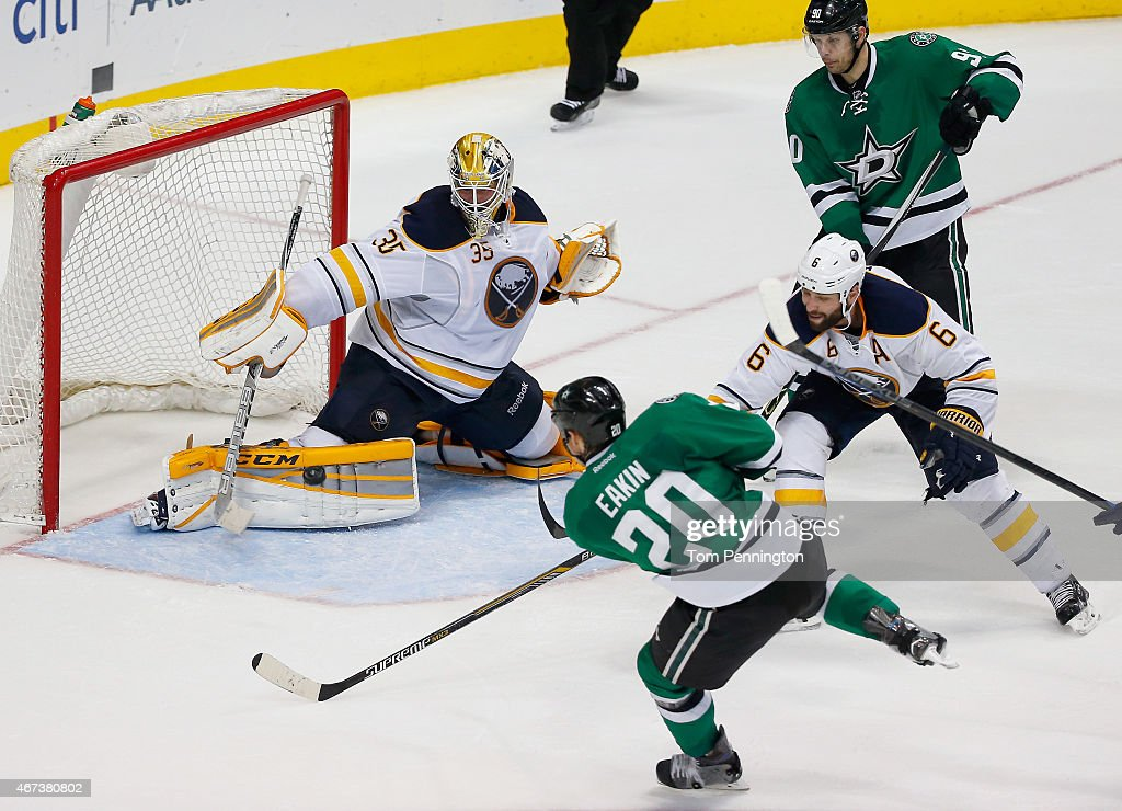 Buffalo Sabres v Dallas Stars