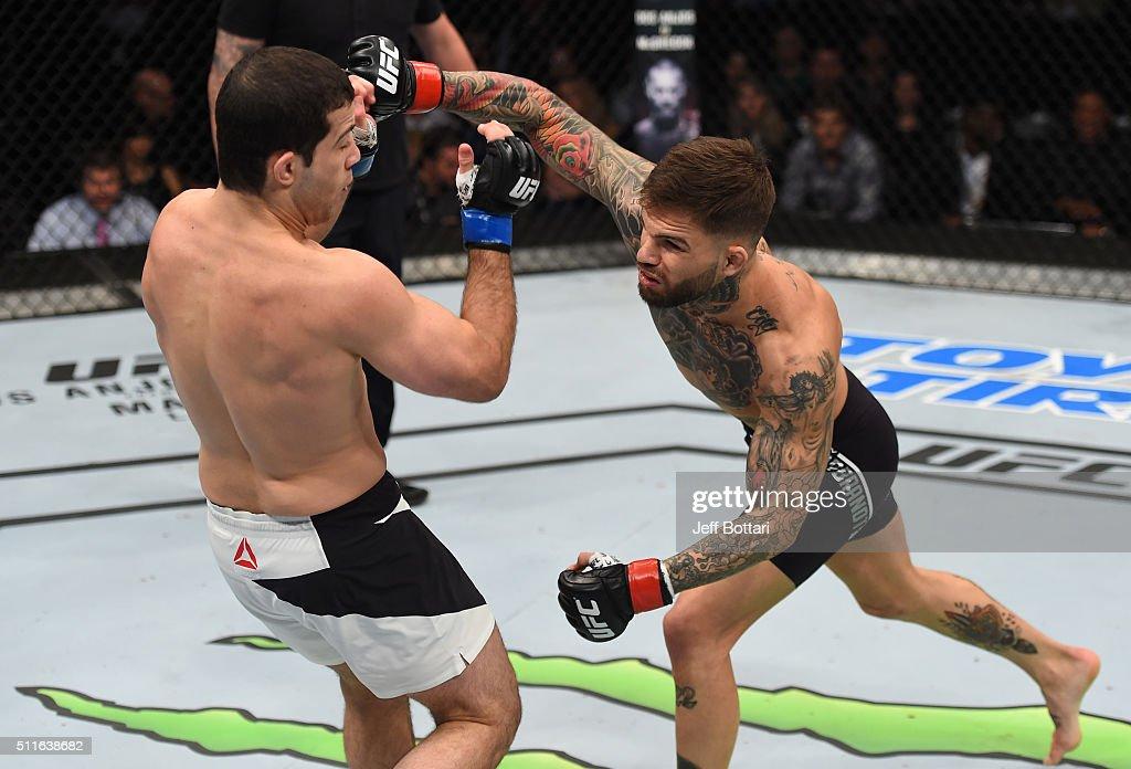 UFC Fight Night: Cowboy v Cowboy
