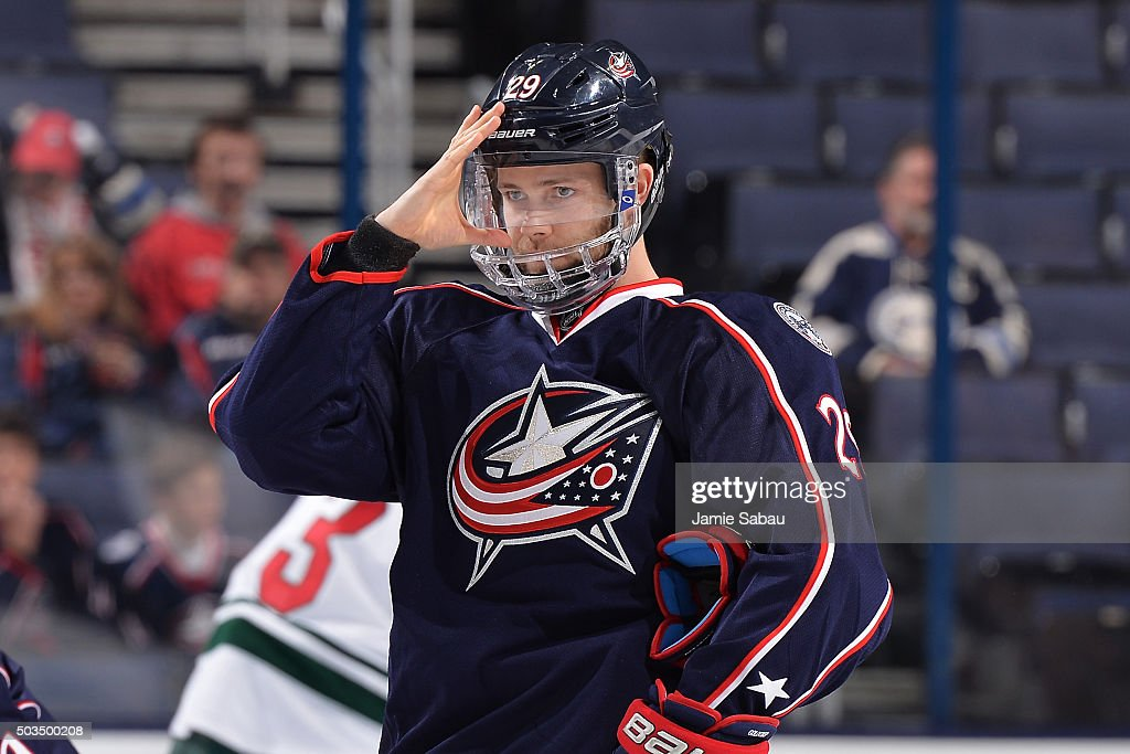 Minnesota Wild v Columbus Blue Jackets Photos and Images | Getty ...