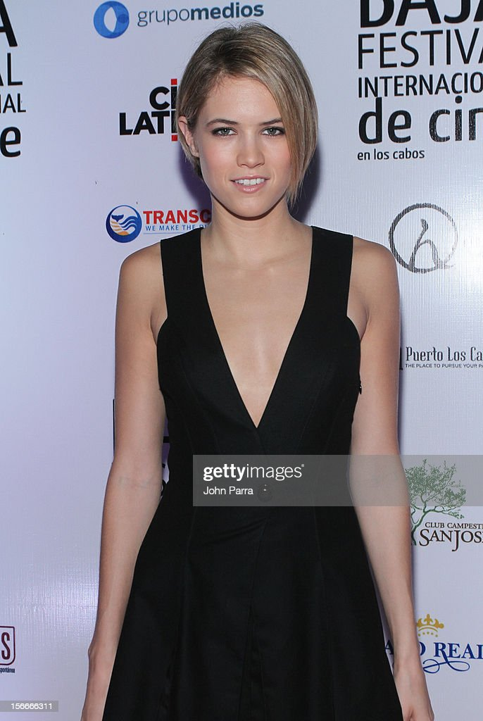 Cody Horn attends the Closing Night Gala during the Baja International Film Festival at Los Cabos Convention Center on November 17, 2012 in Cabo San Lucas, Mexico.