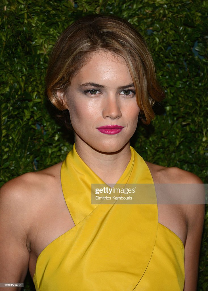 Cody Horn attends The Ninth Annual CFDA/Vogue Fashion Fund Awards at 548 West 22nd Street on November 13, 2012 in New York City.