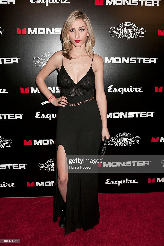 Cody Kennedy attends the 'House of Hype' Monster Grammy party at SLS Hotel on February 10, 2013 in Los Angeles, California.