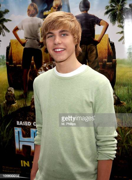 Cody Linley during 'Hoot' Los Angeles Premiere Arrivals in Los Angeles California United States