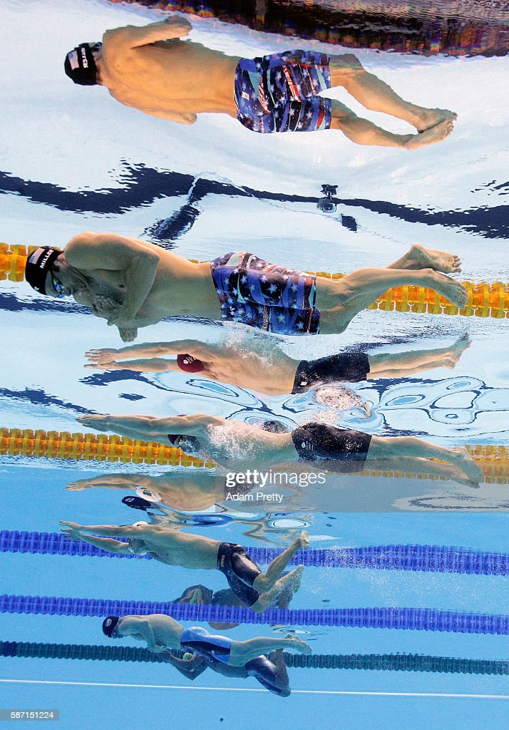 Swimming - Olympics: Day 2