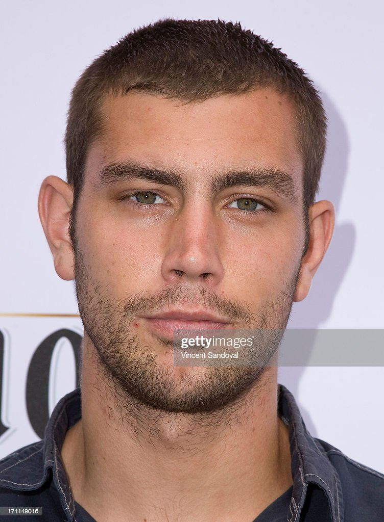 Cody Powers attends GLAAD's annual food-themed fundraiser 'GLAAD Hancock Park' on July 20, 2013 in Los Angeles, California.