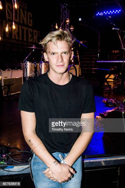 Cody Simpson attends Guitar Center's 6th Annual SingerSongwriter Grand Finale Concert at The Troubadour on March 24 2017 in Los Angeles California