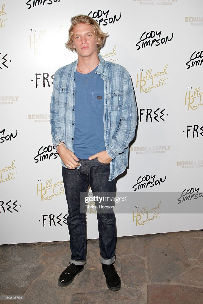 "Cody Simpson Performs Songs From ""Free"" At Private Cocktail Party"