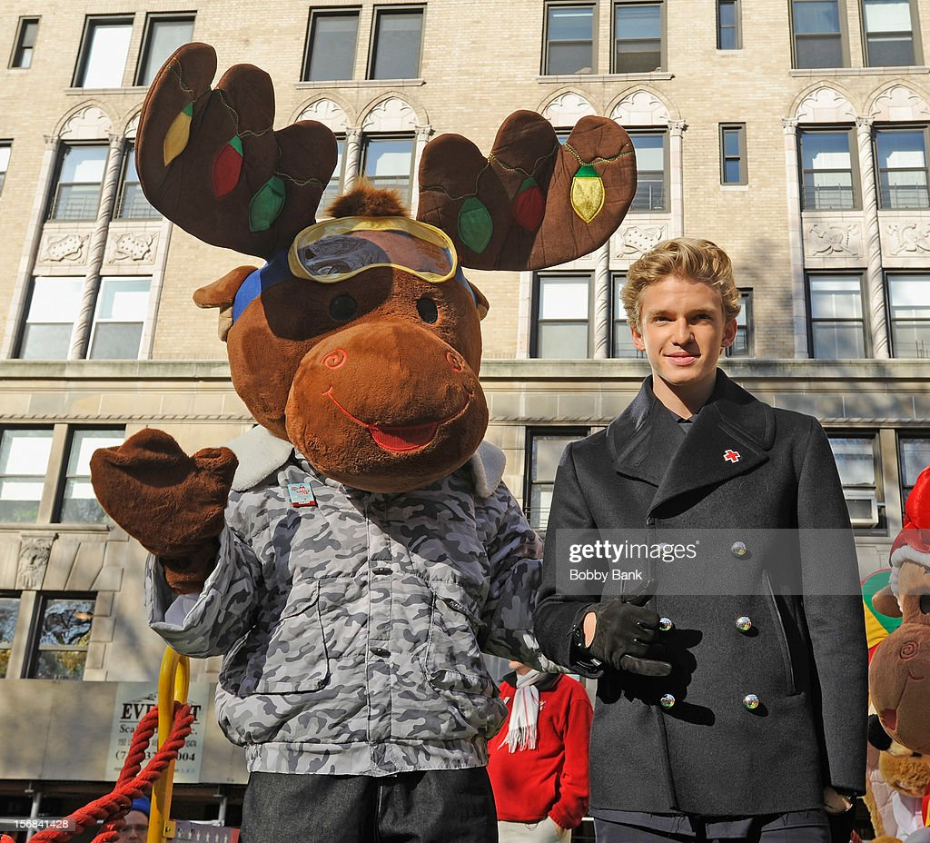 <a gi-track='captionPersonalityLinkClicked' href=/galleries/search?phrase=Cody+Simpson&family=editorial&specificpeople=7068455 ng-click='$event.stopPropagation()'>Cody Simpson</a> attends the 86th Annual Macy's Thanksgiving Day Parade on November 22, 2012 in New York City.