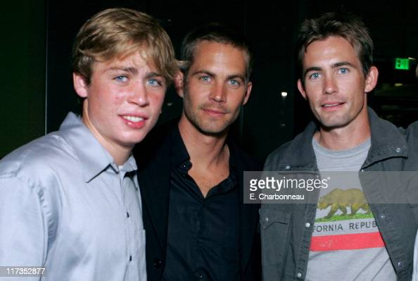 Cody Walker Paul Walker and...