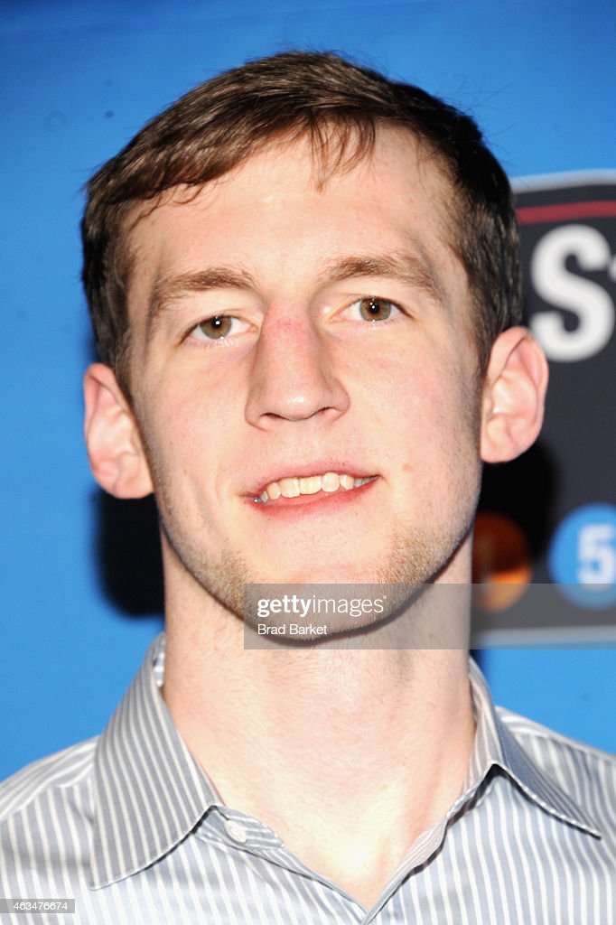 <a gi-track='captionPersonalityLinkClicked' href=/galleries/search?phrase=Cody+Zeller&family=editorial&specificpeople=7621233 ng-click='$event.stopPropagation()'>Cody Zeller</a> attends State Farm All-Star Saturday Night - NBA All-Star Weekend 2015 at Barclays Center on February 14, 2015 in New York, New York.