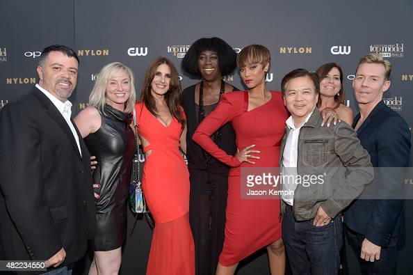 CoExecutive Producer J Paul Buscemi Executive Producer Dana Gabrion CoExecutive Producer Jaimie Glasson ANTM Judge J Alexander ANTM Host and Creator...