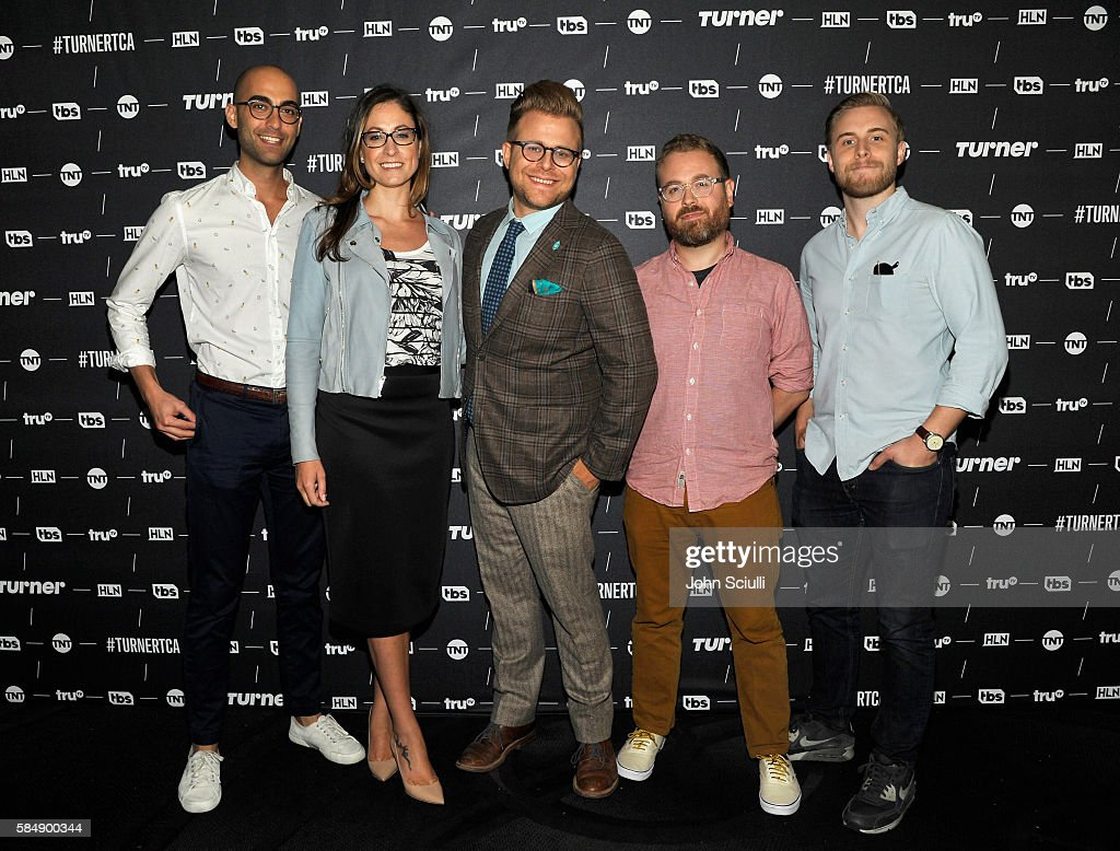 Coexecutive producer Jon Wolf Host/Creator Adam Conover executive producer/president of Big Breakfast Sam Reich and head writer/coexecutive producer...