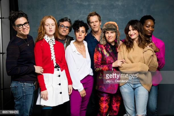 CoExecutive Producer Sarah Gubbins actor Griffin Dunne actress India Menuez actress Roberta Colindrez actor Kevin Bacon director Jill Soloway actress...