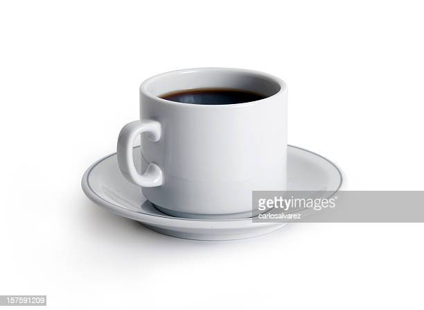 Coffe with Clipping Path