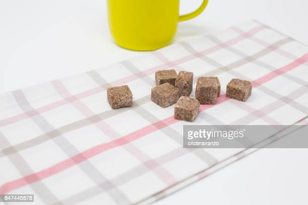 Coffe with sugar