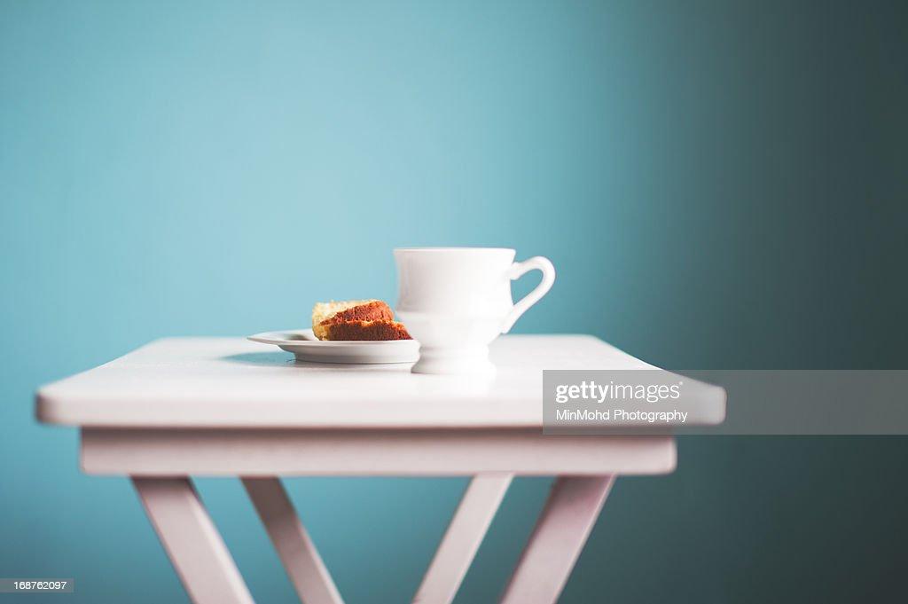 Prestige Pricing Cofee Cake