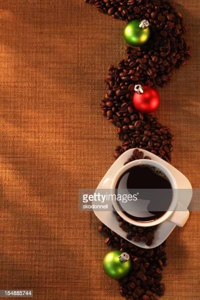 Coffee and Christmas Time