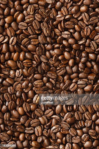 Coffee Bean Background (seamless)