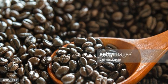 coffee beans : Stockfoto
