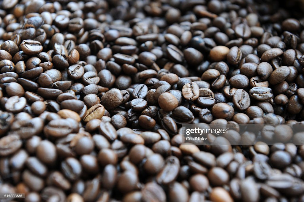 Chicchi di caffè  : Foto stock