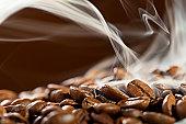 Coffee beans. XXXL