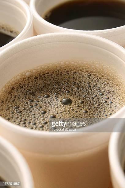 コーヒーの泡